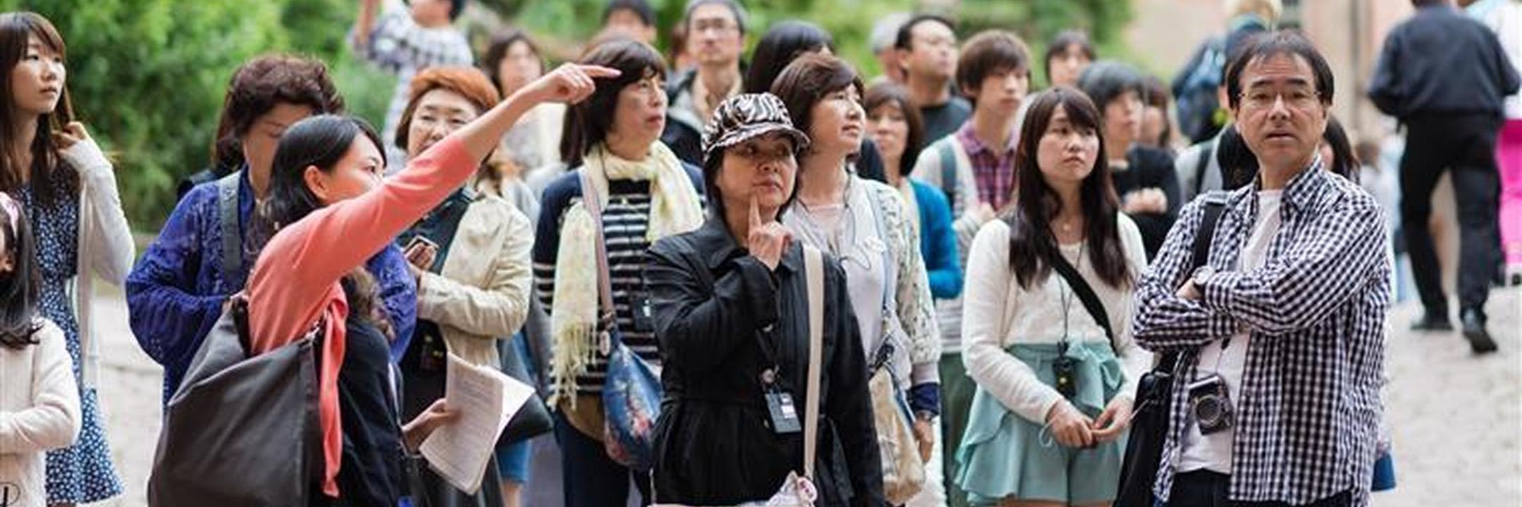 UE quer turistas chineses em novos destinos