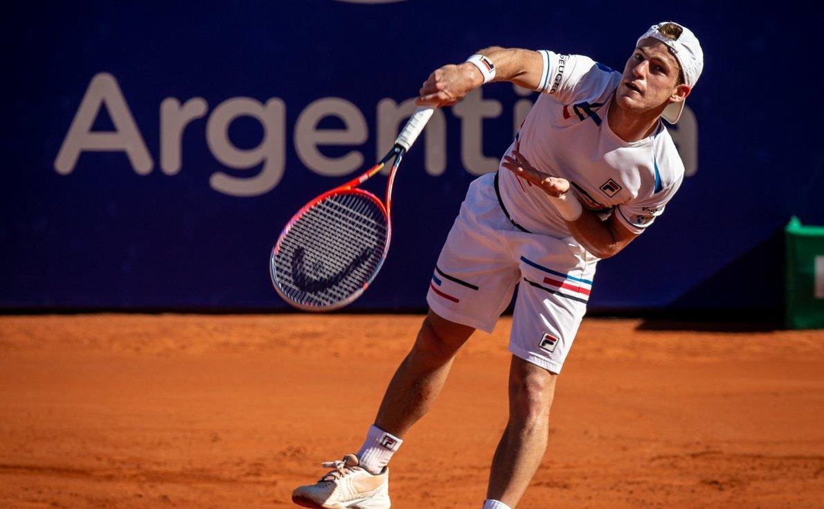 Cecchinato bate Schwartzman e vence torneio de ténis de Buenos Aires