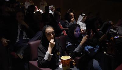 """""""Black Panther"""" antecipa regresso do cinema à Arábia Saudita ao fim de 35 anos"""