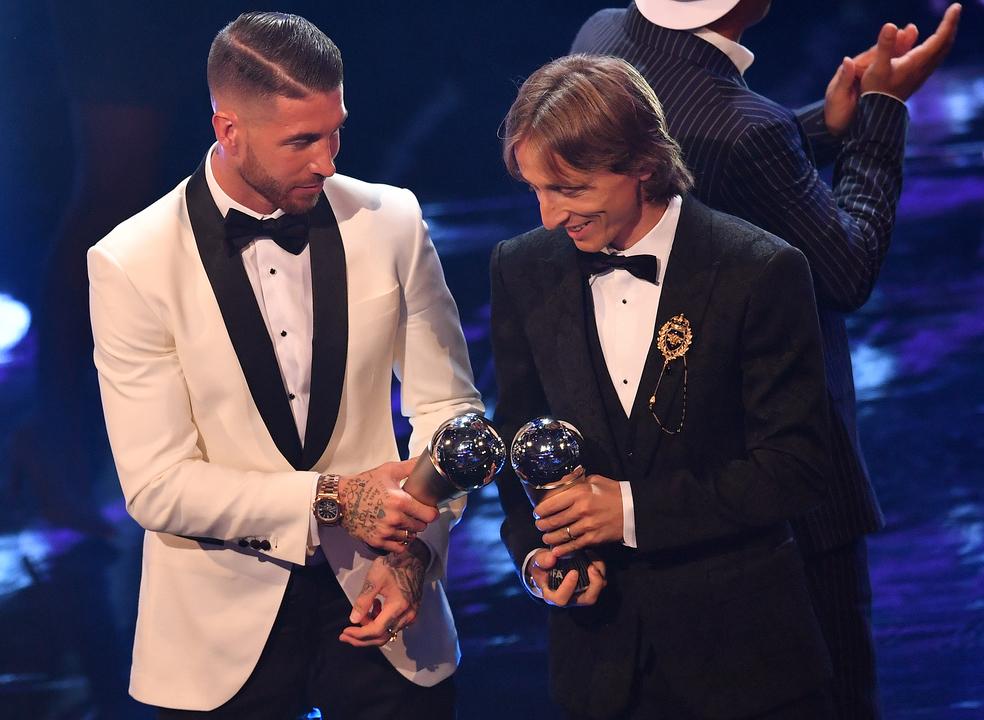 Prémios 'The Best': Luka Modric é o Melhor Jogador do Mundo da FIFA