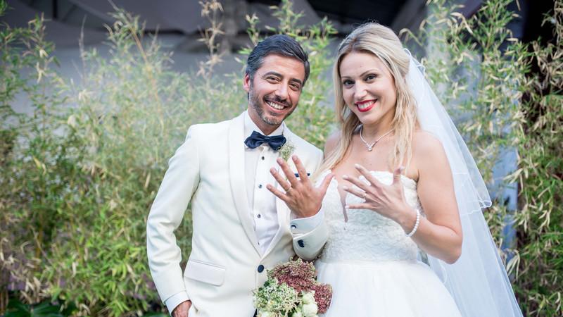 Ana e Hugo já não são marido e mulher... mas ele faltou ao divórcio