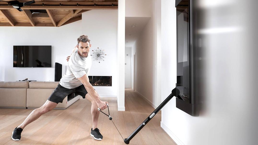 Tonal é uma máquina de fitness com inteligência artificial