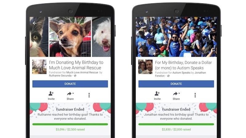 Aniversários do Facebook já recolheram mais de 300 milhões de dólares