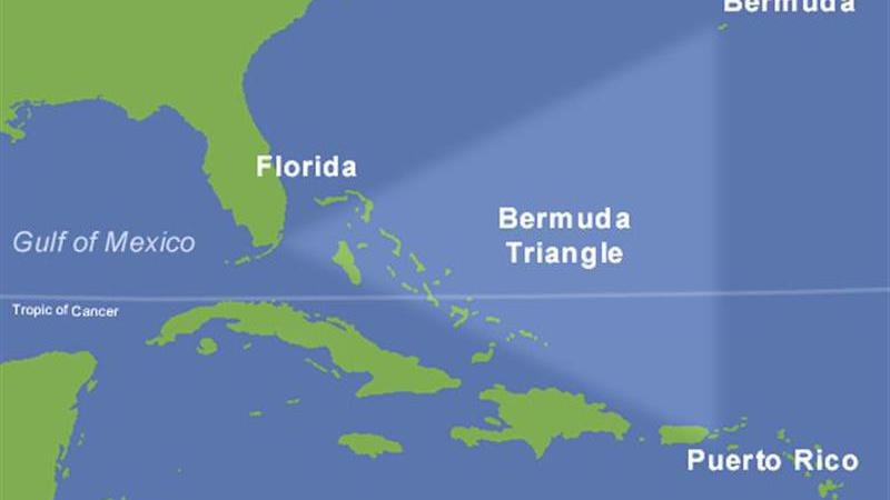 'Mistério' do Triângulo das Bermudas desvendado