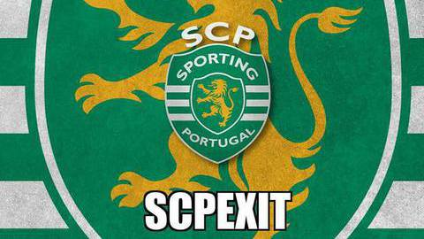 A derrota do Sporting com o Legia já tem os seus memes