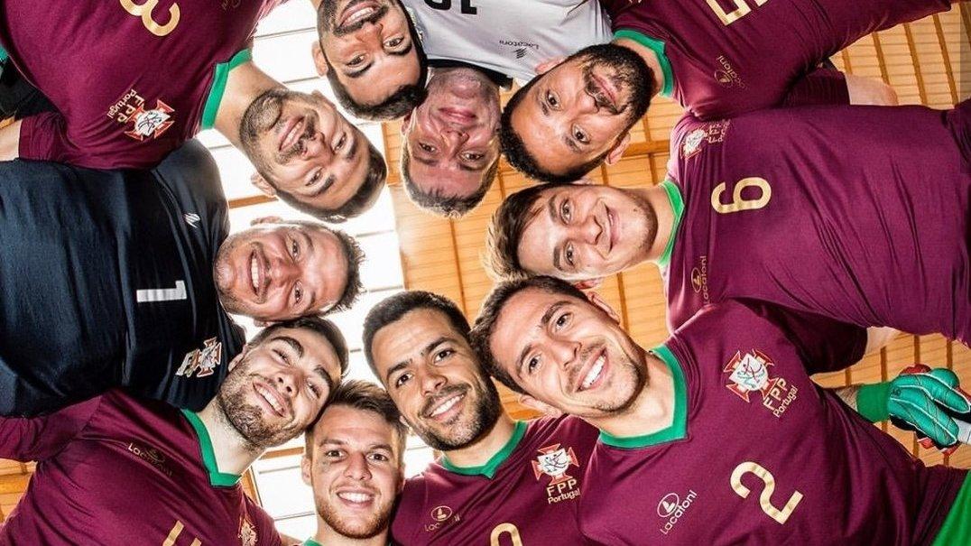 Antes da conquista do título, Hélder Nunes e os colegas fizeram uma 'Volta a Portugal' de hóquei em patins