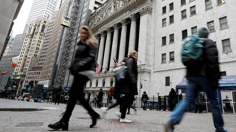 Wall Street a crescer, mesmo com a incerteza no comércio mundial