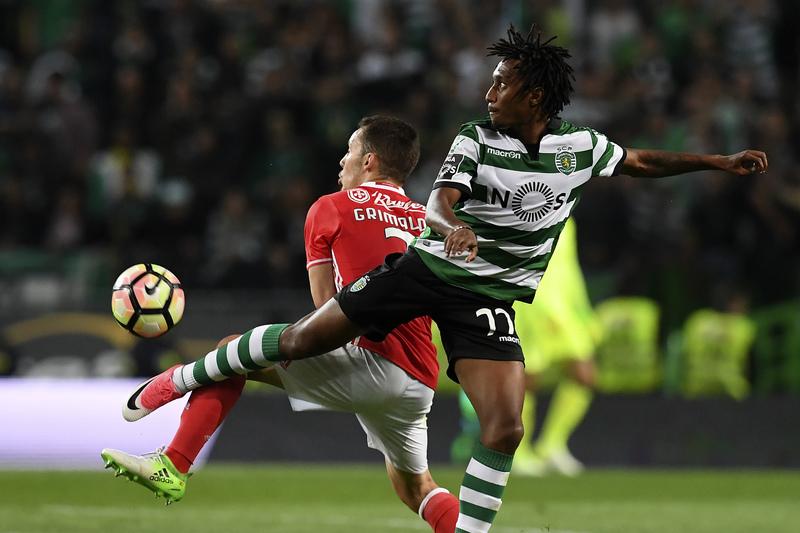Gelson Martins está recuperado para Braga