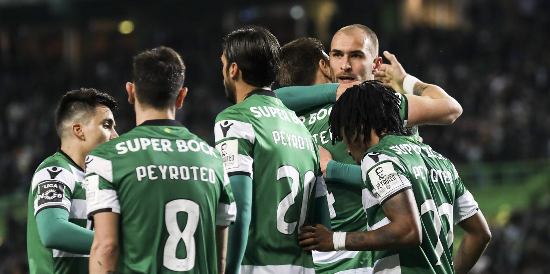 Jogadores do Sporting ignoraram carta de Bruno de Carvalho para ação de solidariedade antes do jogo com o Rio Ave
