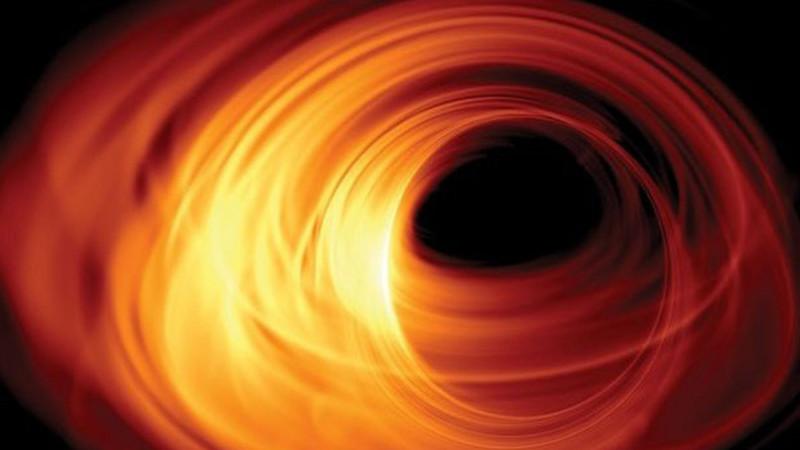 """O """"nosso"""" buraco negro supermassivo pode estar a disparar um jato em direção à Terra"""