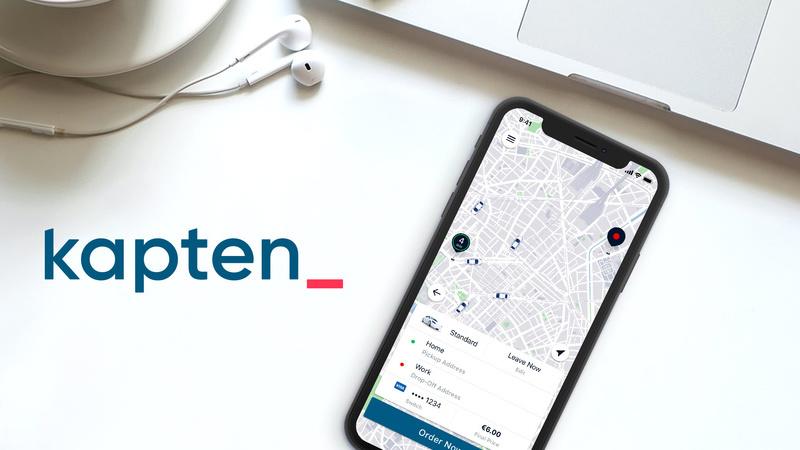 Já pode utilizar o serviço Kapten diretamente do Google Maps