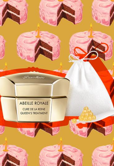 A Miranda oferece um tratamento de rosto da linha Abeille Royale de Guerlain