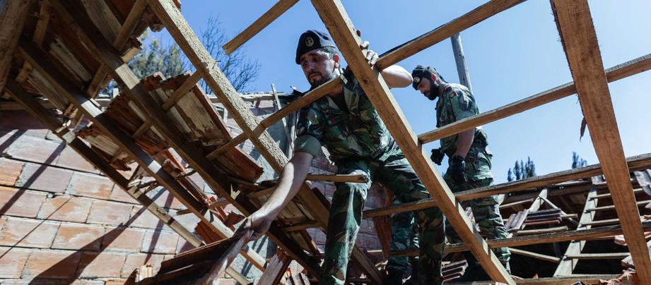 Pedrógão Grande: Reconhecimento de catástrofe natural não interfere com seguros