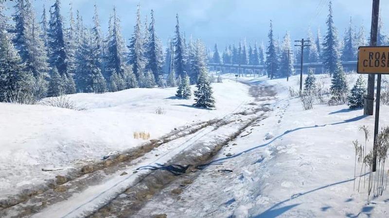 SnowRunner: conduzir um monstro em neve e gelo