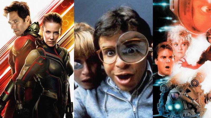 """""""Homem-Formiga e A Vespa"""" e mais 15 filmes que encolheram os atores sem estragar o talento"""