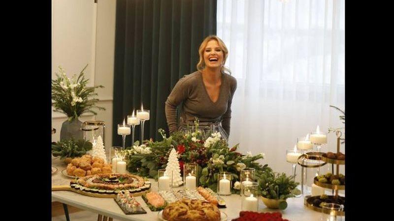 Eis a festa de Natal que Cristina Ferreira ofereceu à sua equipa