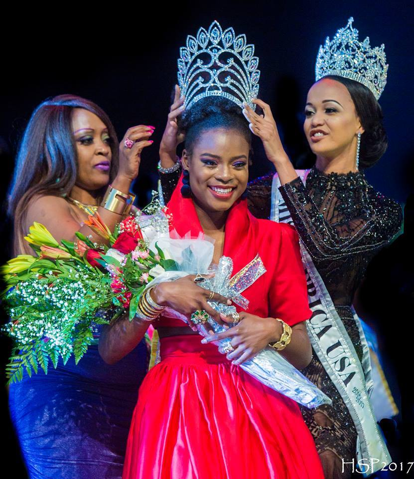 Miss África USA 2017