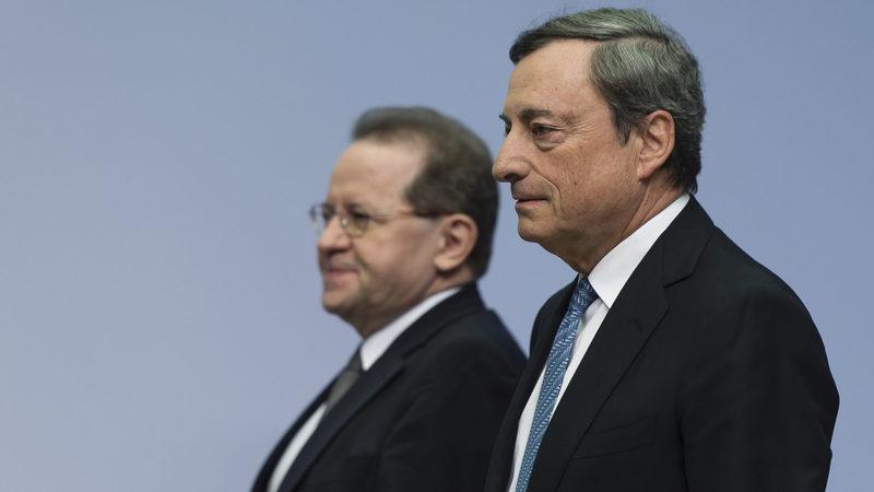 BCE preocupado com o valor demasiado alto do euro