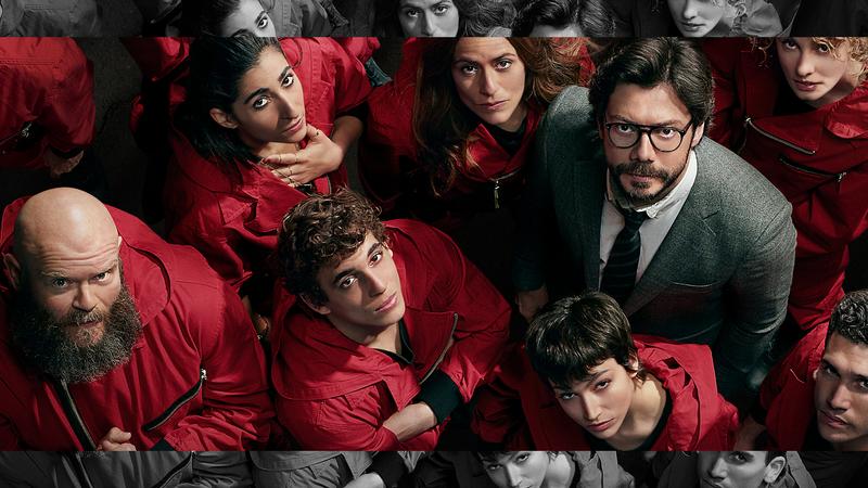 """Já vimos os novos episódios de """"La Casa de Papel"""": há amor no meio do caos e cinco minutos podem fazer toda a diferença"""
