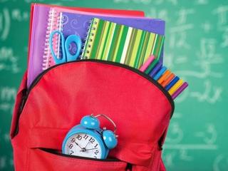 Divida o regresso às aulas em três e subtraia preocupações à carteira