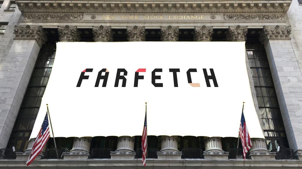 Portuguesa Farfetch prepara entrada na bolsa norte-americana