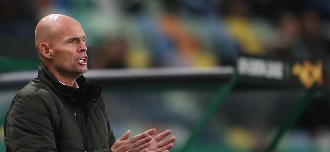 """Marcel Keizer: """"Os treinadores em Portugal são bons a organizar a equipa. Acho que o Nacional vai jogar bom futebol"""""""