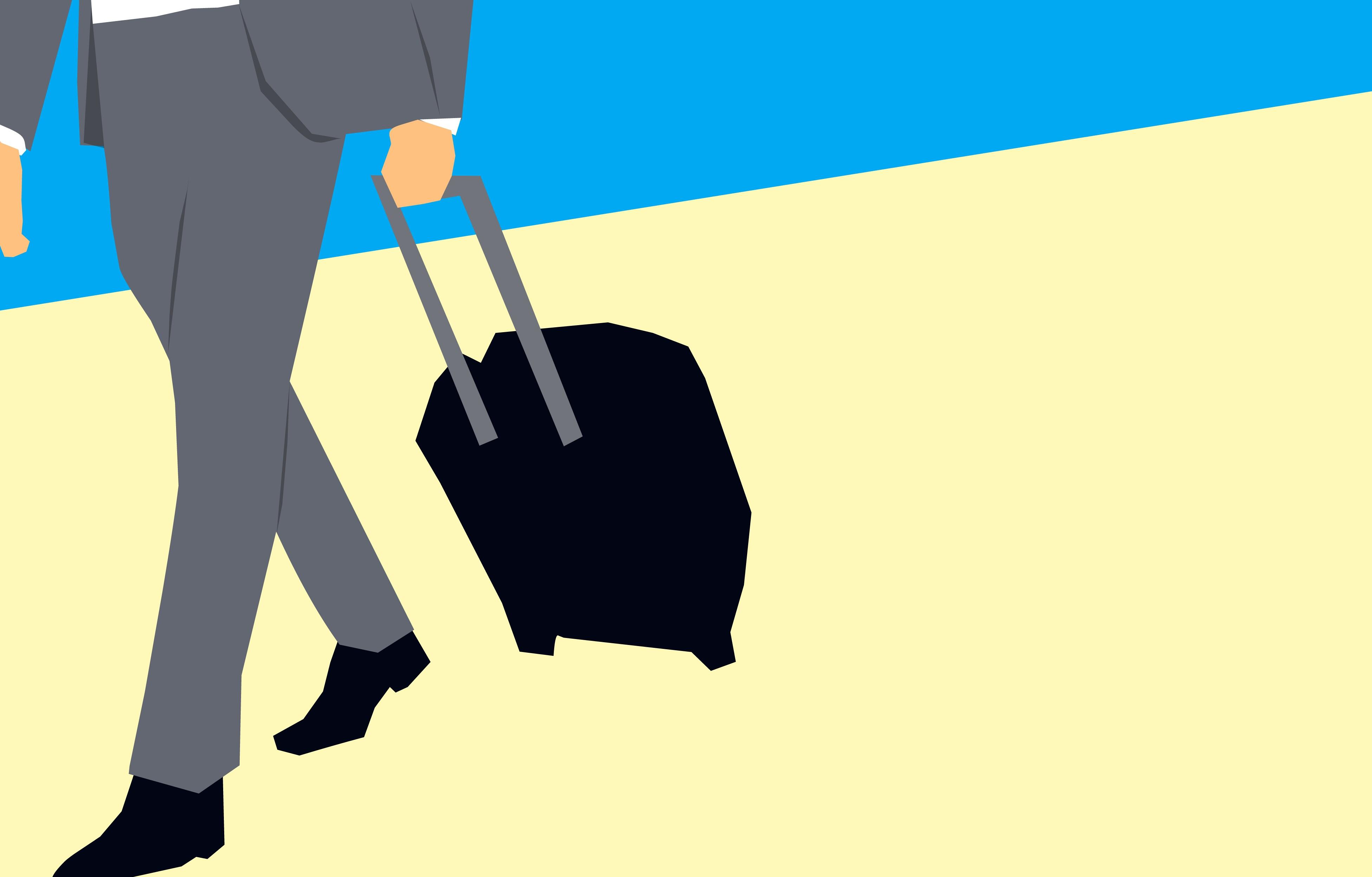 Viajar com doença inflamatória do intestino? Sim, sem problema