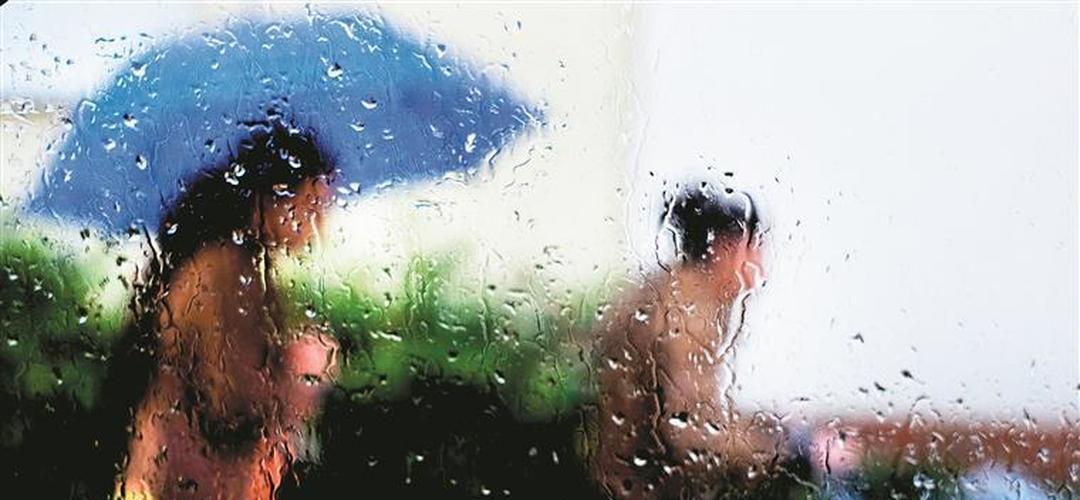 Guarde o chapéu-de-sol: Chuva está de regresso