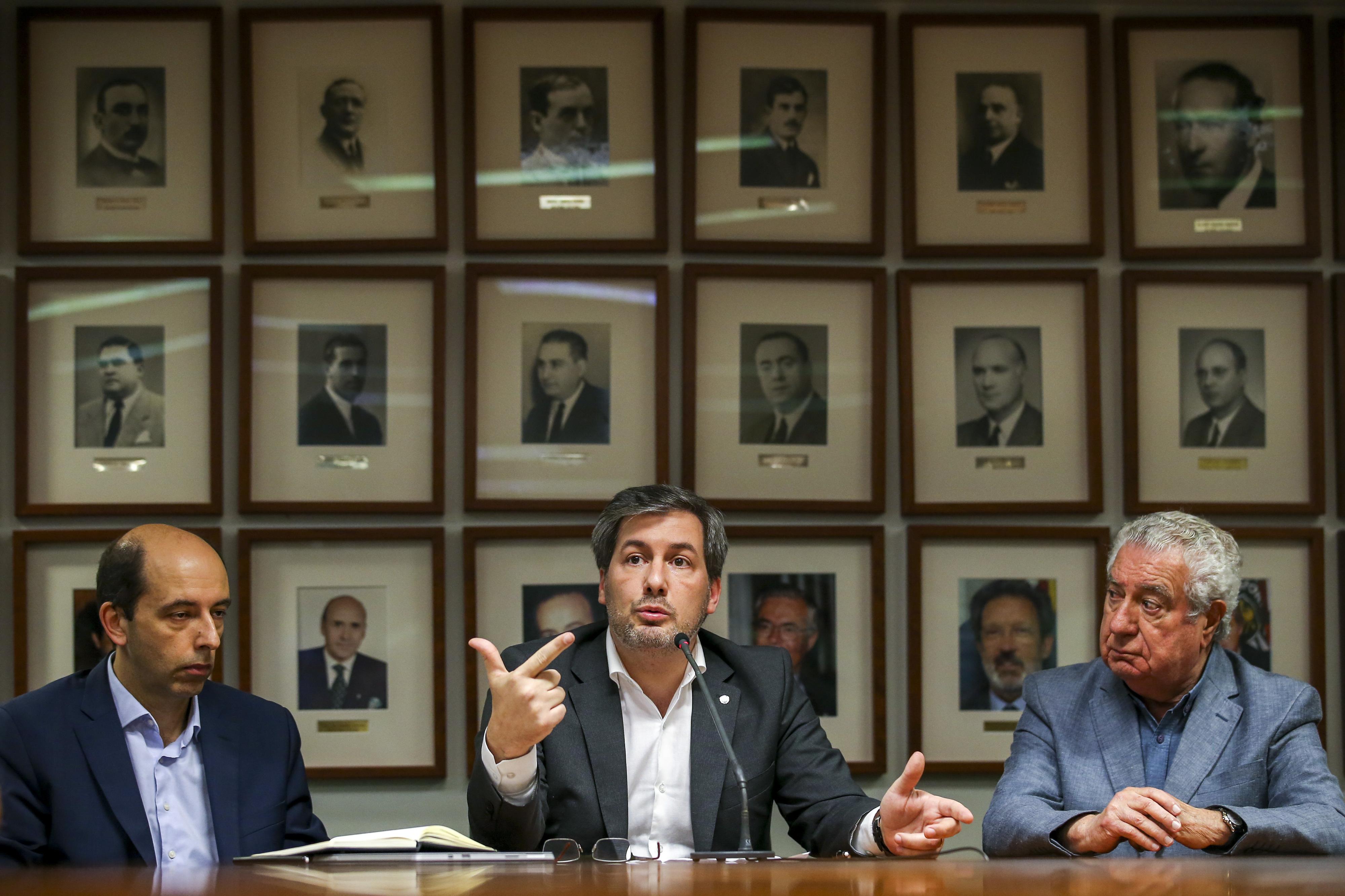 Bruno de Carvalho lança cinco questões aos sócios em mais um ataque à Jaime Marta Soares
