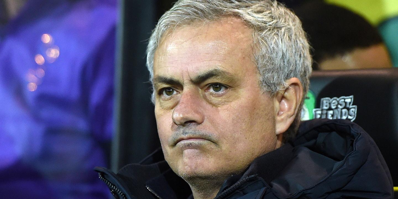 """""""Estivemos a dois milímetros de ganhar o jogo"""", disse Mourinho. É verdade, José, mas também estiveram a centímetros de o perder"""