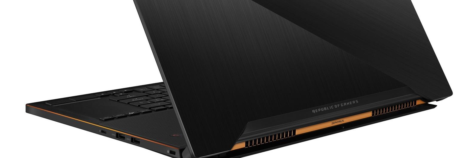 Chegou o ASUS Zephyrus, anunciado como o portátil de gaming mais fino do mundo