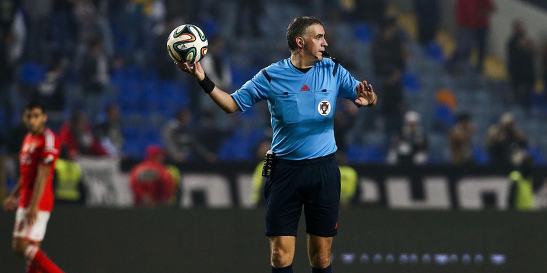PJ investiga alegado apoio do Benfica a árbitro despromovido
