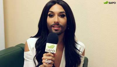 """Conchita vai morrer em breve, anuncia criador da """"cantora barbuda"""""""