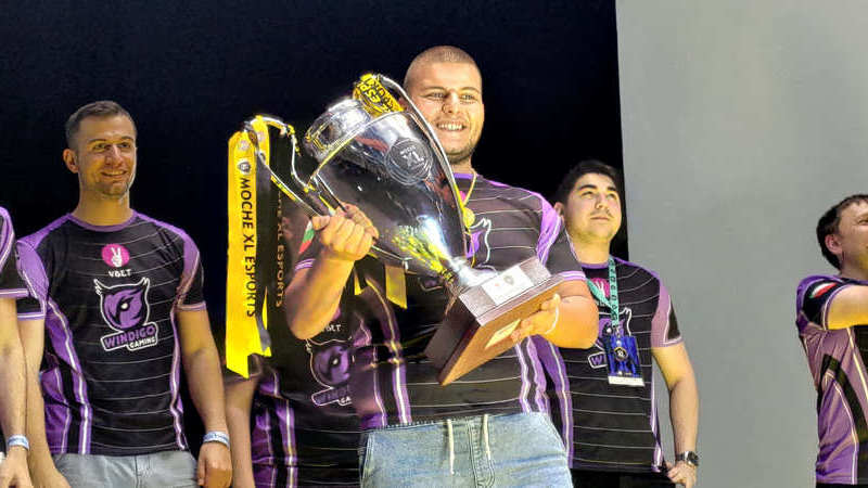 Windigo é a grande vencedora do MOCHE XL ESPORTS de CS: GO