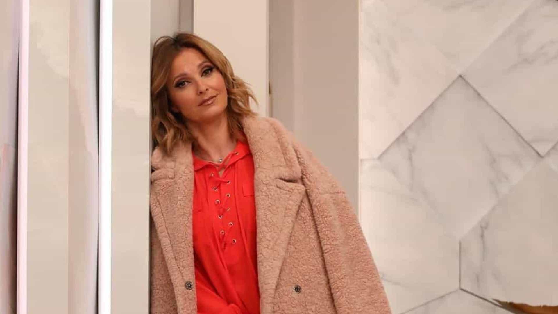 """Cristina Ferreira: """"O Euromilhões saiu na Malveira. E eu nem joguei"""""""