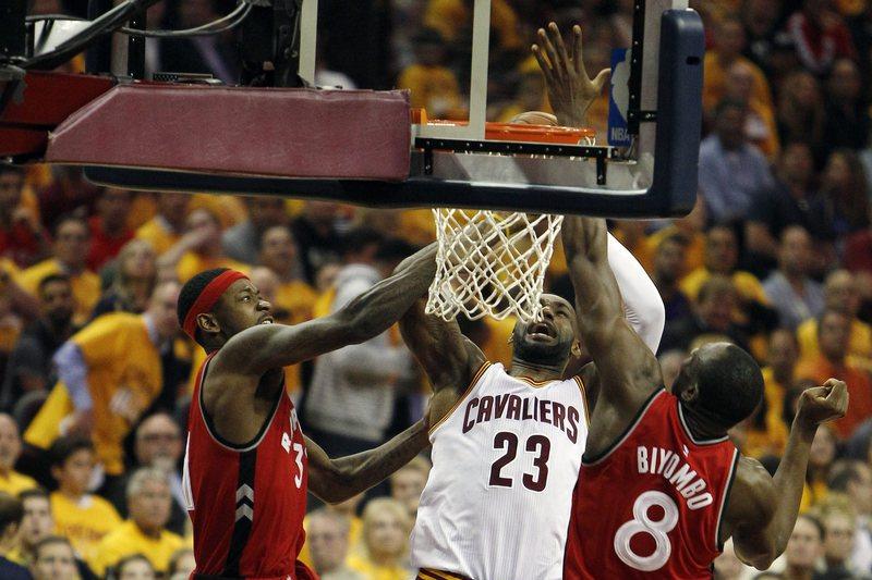 Cavaliers asseguram presença na final da NBA