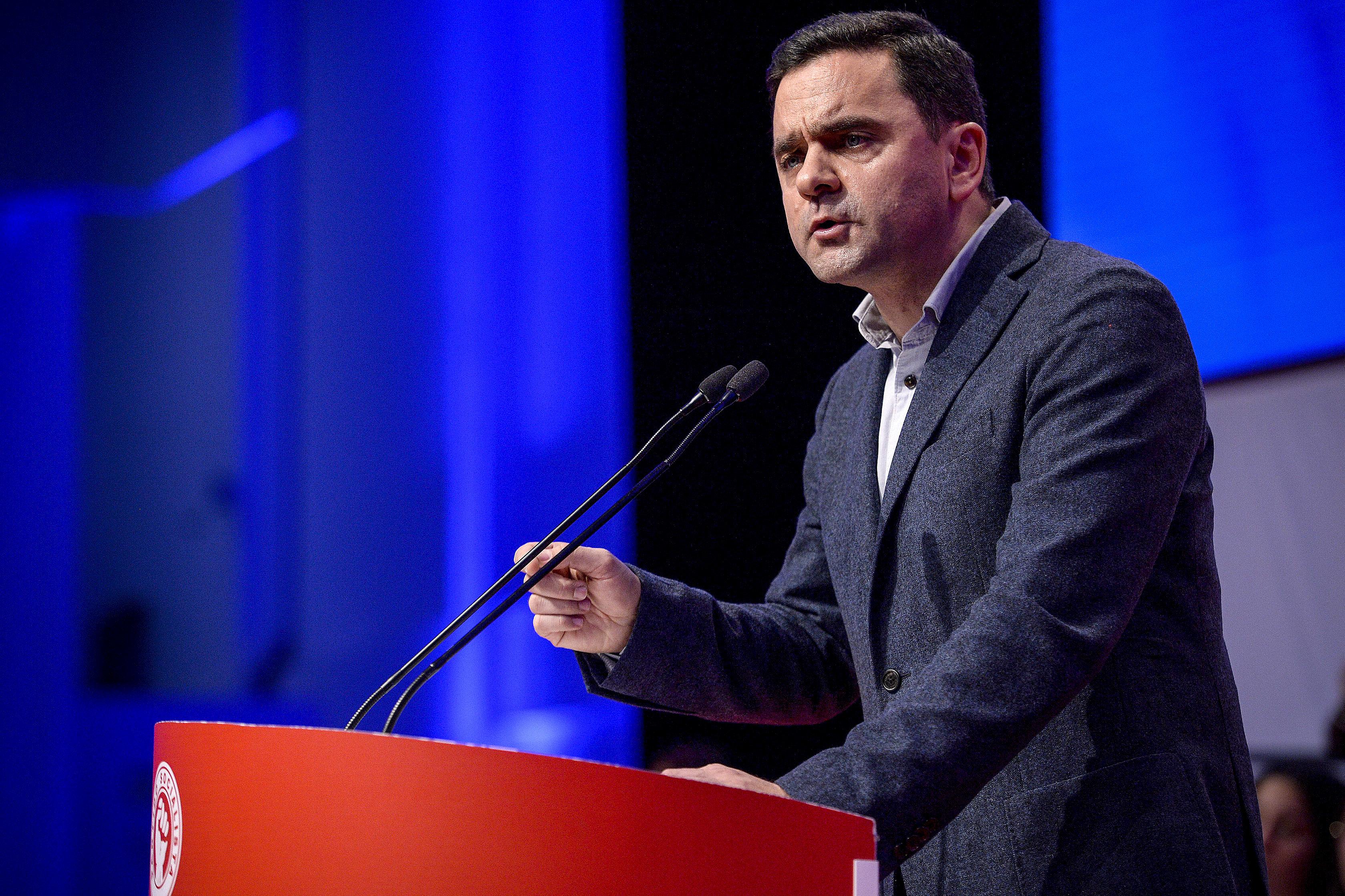 Europeias: Pedro Marques quer exportar para Europa exemplo português de governação