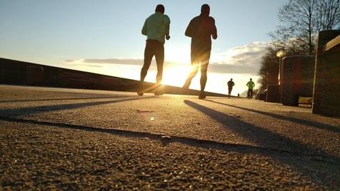 A corrida vista por uma fisioterapeuta