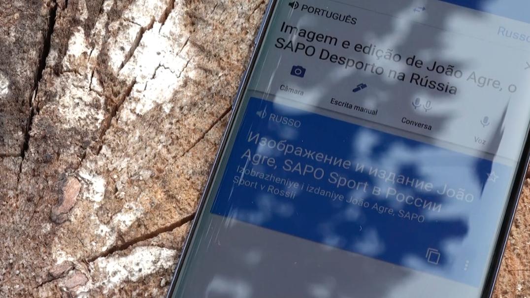 Kratovo e Portugal conseguem entender-se e a 'culpa' é das novas tecnologias