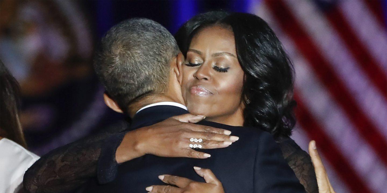 O casal Obama em 44 canções que Michelle dedicou a Barack