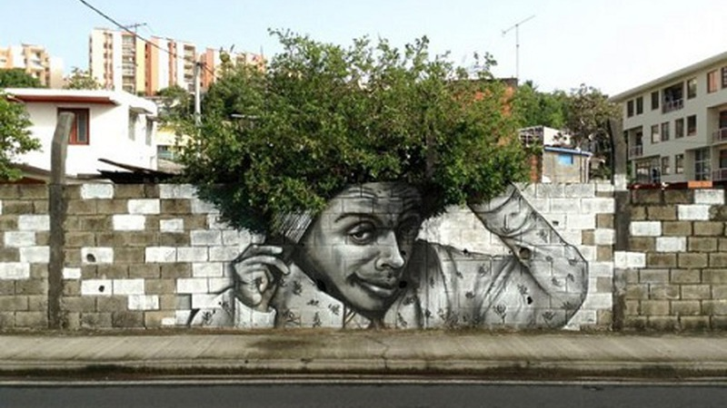Maravilhosas intervenções urbanas que interagem com a natureza