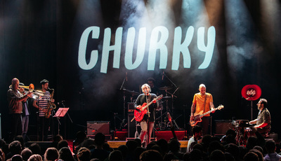 Churky vence EDP Live Bands e vai tocar ao NOS Alive