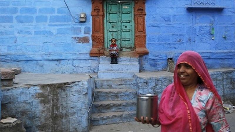 Jodphur, a cidade da Índia onde o azul domina a paisagem
