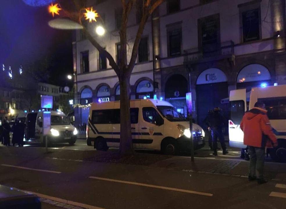 França: Pelo menos quatro mortos e vários feridos em tiroteio em Estrasburgo