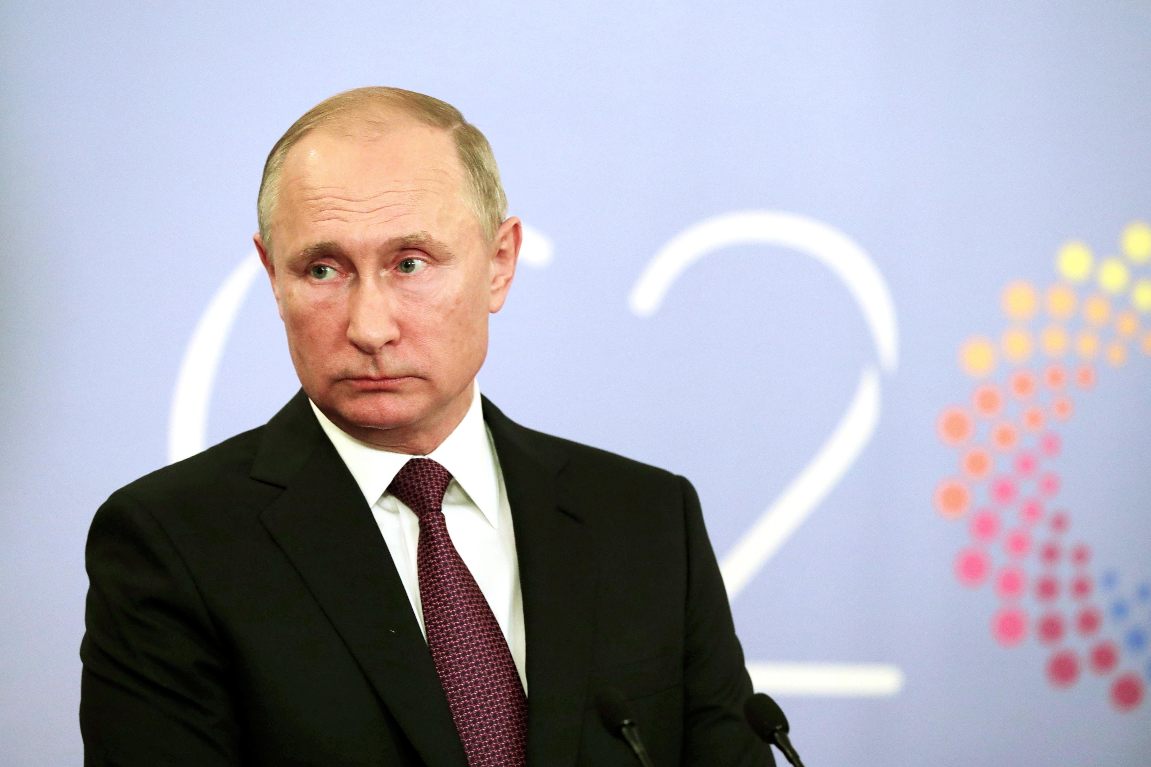 Rússia oferece cidadania rápida aos ucranianos nas regiões separatistas