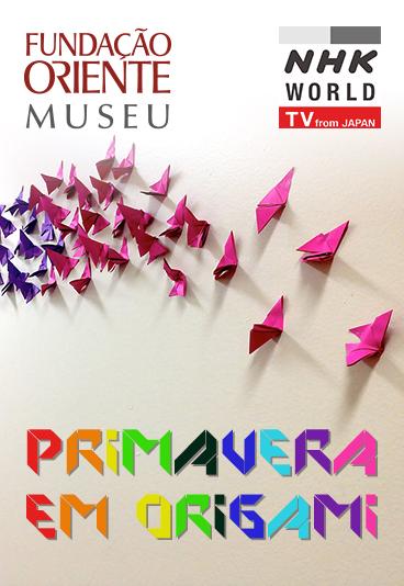 Receba a primavera com um workshop de origami no Museu do Oriente