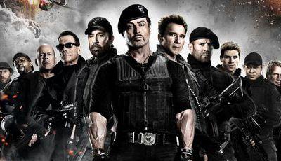 """Mais uma missão: Stallone confirma """"Os Mercenários 4"""""""