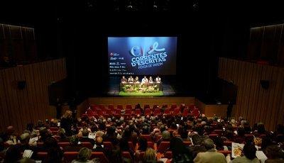 Festival Correntes d'Escritas: Ano de festa na Póvoa de Varzim