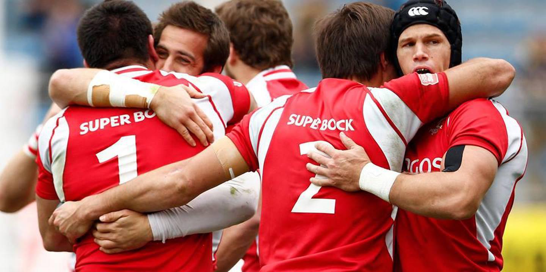 Seleção portuguesa de râguebi com 'expetativas elevadas' no Rugby Europe Trophy