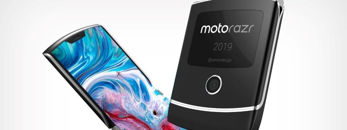 """Recriar o Motorola RAZR tem mais """"ciência"""" do que parece e a Lenovo explica porquê"""